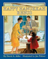 Happy Hanukkah Rebus