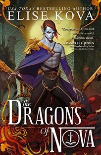 Fiction book review the dragons of nova by elise kova keymaster the dragons of nova fandeluxe Choice Image