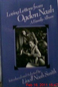 Loving Letters from Ogden Nash: A Family Album