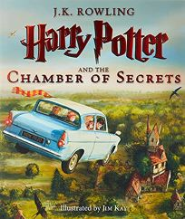 Harry Potter and the Chamber of Secrets: The Illustrated Edition Harry Potter
