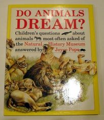 Do Animals Dream?