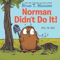 Norman Didn't Do It! Yes