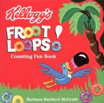 Kelloggs Froot Loops! Counting Fun Book
