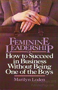 Feminine Leadership
