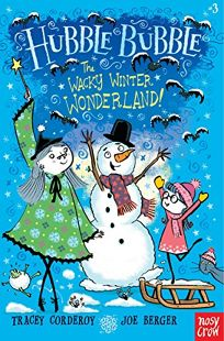 The Wacky Winter Wonderland!: Hubble Bubble
