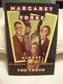 Almost the Truth: A Novel of Suspense