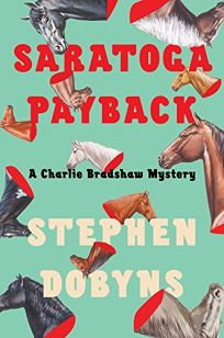 Fiction Book Review: Saratoga Payback: A Charlie Bradshaw