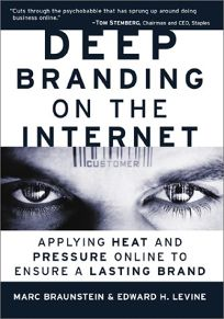 Deep Branding on the Internet: Applying Heat and Pressure Online to Ensure a Lasting Brand