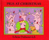 Pigs at Christmas