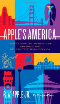 APPLES AMERICA: The Discriminating Travelers Guide to 40 Great Cities in the United States and Canada