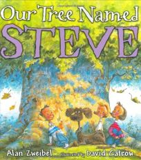 OUR TREE NAMED STEVE