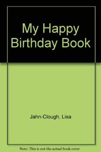 My Happy Birthday Book CL