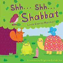 Shh... Sh... Shabbat