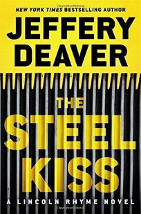 The Steel Kiss: A Lincoln Rhyme Novel